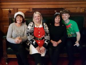 Volunteers Christmas Party 2018